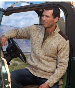 AFM | Вязаная Куртка С Подкладкой Из Флисаatlas For