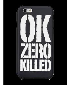 Black Star Wear | Чехол Для Iphone 5/6/6 Ok Zero Killed