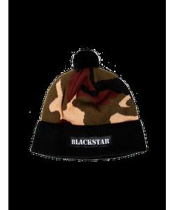 Black Star Wear | Шапка Унисекс Camo Star