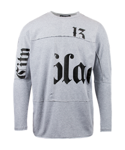 Black Star Wear | Лонгслив City 13