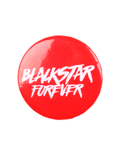 Black Star Wear | Значок Forever