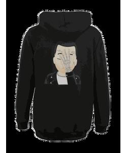 Black Star Wear | Толстовка Унисекс Рукалицо
