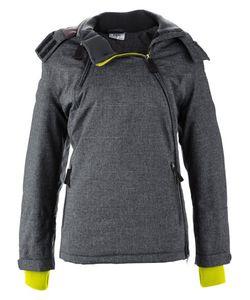 bonprix   Функциональная Куртка С Асимметричной Застежкой На Молнию