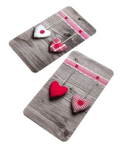 bonprix | Пластины Для Кухонной Плиты Сердца 2 Шт.
