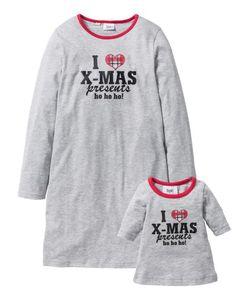 bonprix | Ночная Рубашка Ночная Рубашка Для Куклы 2 Шт.