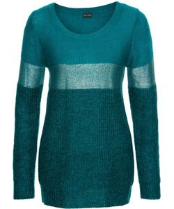 bonprix   Пуловер С Металлическим Отливом
