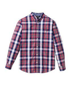 bonprix | Рубашка Regular Fit С Длинным Рукавом