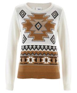 bonprix   Пуловер С Узором