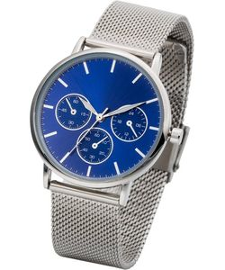 bonprix | Наручные Часы С Сетчатым Браслетом В Стиле Хронографа