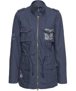 bonprix | Куртка С Вышивкой