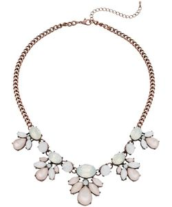 bonprix   Ожерелье С Пастельными Камнями