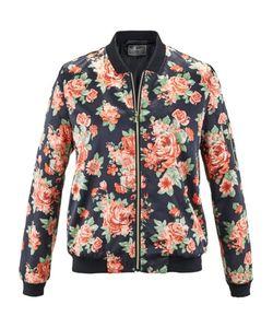 bonprix | Блуза С Цветочным Принтом