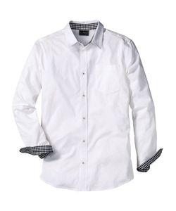 bonprix | Мужская Рубашка Regular Fit