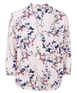 bonprix | Блузка С Цветочным Принтом