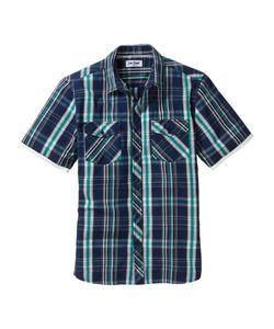 bonprix   Рубашка Regular Fit С Коротким Рукавом