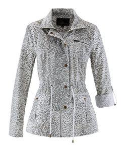 bonprix   Удлиненная Куртка С Леопардовым Принтом