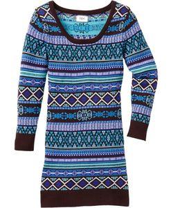 bonprix | Вязаное Платье Размеры 116/122-164/170