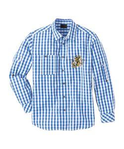 bonprix   Рубашка В Традиционном Стиле Regular Fit