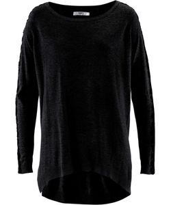 bonprix   Пуловер С Кружевом И Длинным Рукавом