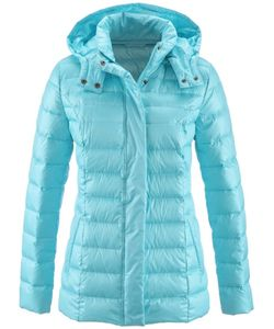 bonprix   Легкая Пуховая Куртка С Капюшоном