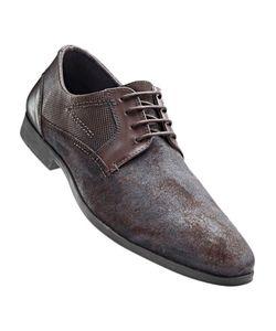 bonprix | Кожаные Туфли На Шнуровке
