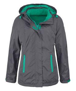 bonprix | Функциональная Куртка 3 В 1 С Капюшоном