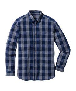 bonprix   Рубашка Regular Fit С Длинным Рукавом