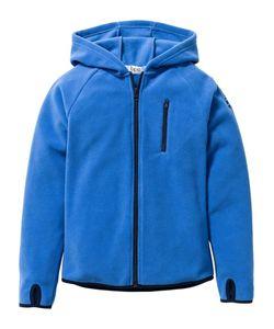bonprix | Флисовая Куртка С Контрастными Деталями Размеры 116/122-164/170