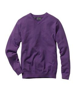 bonprix | Пуловер Regular Fit С V-Образным Вырезом