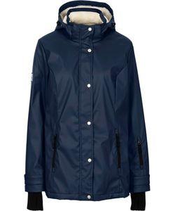 bonprix | Прорезиненная Куртка На Плюшевой Подкладке