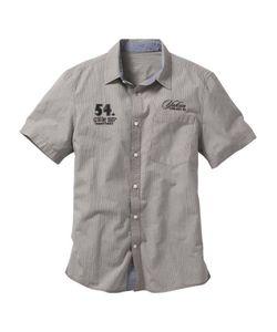 bonprix | Рубашка Regular Fit С Короткими Рукавами