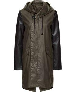 bonprix | Водонепроницаемая Куртка С Полиуретановыми Рукавами
