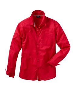 bonprix | Рубашка С Длинным Рукавом Стандартный Покрой