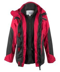 bonprix | Непромокаемая Куртка 3 В 1