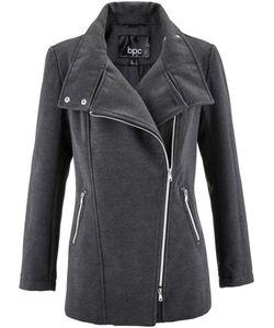 bonprix   Пальто Из Структурного Материала