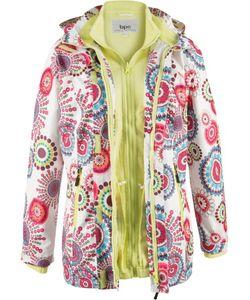 bonprix   Функциональная Куртка 3 В 1 С Капюшоном Цвет Белой Шерсти С