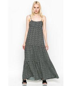 Gaudi   Длинное Платье Из Вискозы