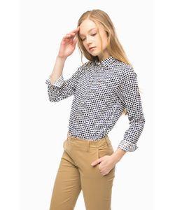 U.S. Polo Assn. | Приталенная Хлопковая Рубашка