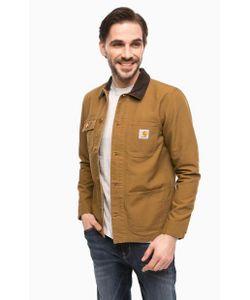 Carhartt WIP | Легкая Куртка С Застежкой На Болты