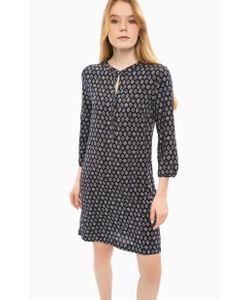 Cinque | Платье Из Вискозы Свободного Кроя