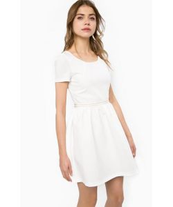 Patrizia Pepe | Короткое Платье С Молнией На Спине