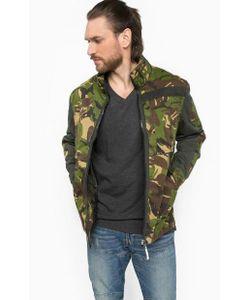 G-Star | Демисезонная Куртка Из Хлопка