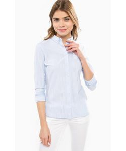 Gant | Приталенная Рубашка Из Хлопка В Полоску