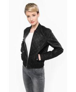 Vero Moda | Черная Стеганая Куртка