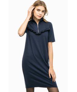 ICHI | Трикотажное Платье С Короткими Рукавами