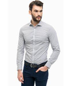 Guess | Приталенная Хлопковая Рубашка