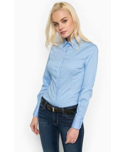 Trussardi Jeans | Классическая Хлопковая Рубашка На Пуговицах