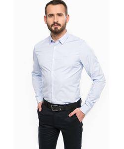 ARMANI JEANS | Приталенная Рубашка В Полоску