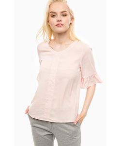 Vero Moda   Однотонная Трикотажная Блуза