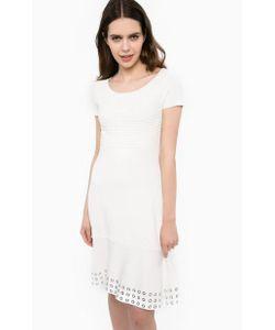 Liu •Jo Jeans   Платье Из Вискозы С Металлическим Декором